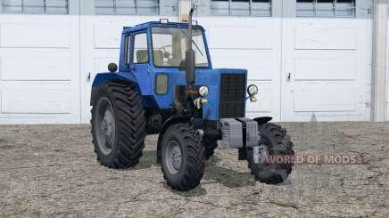 MTH 82 Belarus〡lazours blue for Farming Simulator 2015