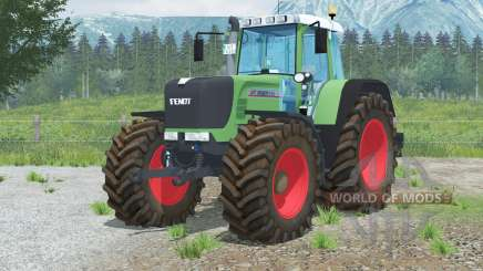 Fendt 926 Vario TMS〡hippie green for Farming Simulator 2013