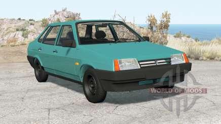 Vaz 21099 Samara 1992 for BeamNG Drive