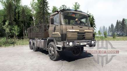 Tatra T815〡Swers for MudRunner