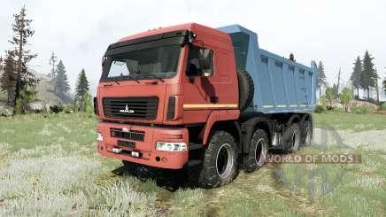 MAS 6516B9-481-000 for MudRunner