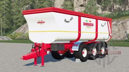 Randazzo TR 70 PP for Farming Simulator 2017
