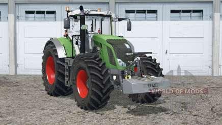 Fendt 828 Vario〡weight for Farming Simulator 2015