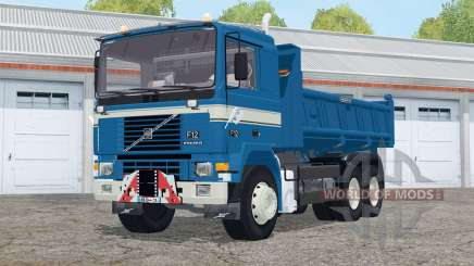 Volvo F12 6x6 Meiller Hinterkipper for Farming Simulator 2015