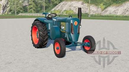 Lanz Bulldog D6016 for Farming Simulator 2017