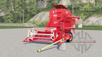 Fahr M66T trailed harvester for Farming Simulator 2017