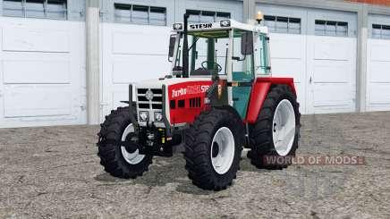 Steyr 8090A Turbo〡interactive control for Farming Simulator 2015