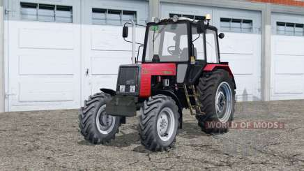 MTH 892 Belarus〡imimed dashboard for Farming Simulator 2015