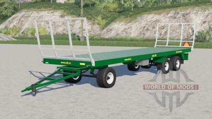 ZDT PV15 Galan〡tension belts support for Farming Simulator 2017
