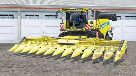 New Holland CR10.90〡with smaller unloading pipe for Farming Simulator 2015