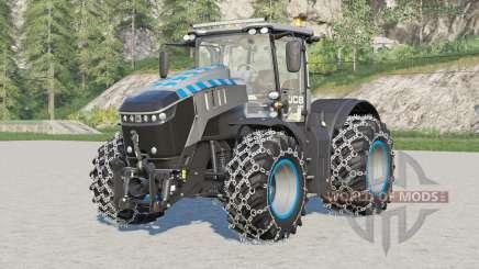 JCB Super Fastrac 8330〡chained wheels for Farming Simulator 2017