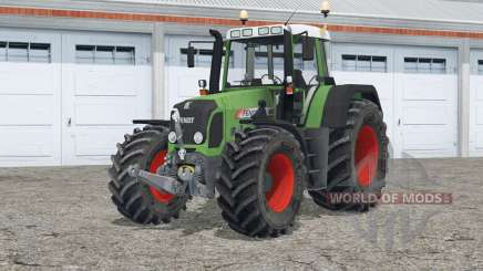 Fendt 820 Vario TMS〡animated fenders for Farming Simulator 2015