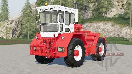 Raba 180.0〡SprayerTank for Farming Simulator 2017