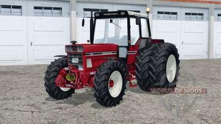 International 1255 A zwillingsreifen for Farming Simulator 2015