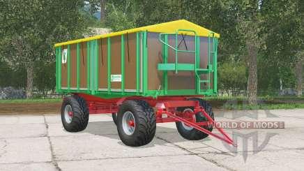 Kroger Agroliner HKD 302〡three versions for Farming Simulator 2015