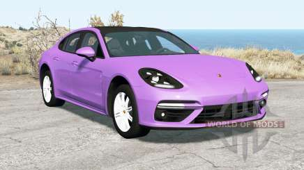 Porsche Panamera Turbo (971) 2017 for BeamNG Drive