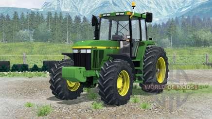 John Deere 7810〡USA for Farming Simulator 2013