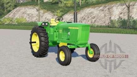 John Deere 4020〡animated brake pedals for Farming Simulator 2017