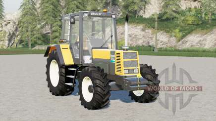 Renault 110.14 TX〡weight selection for Farming Simulator 2017
