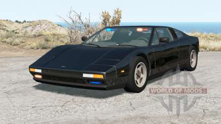 Civetta Bolide Undercover for BeamNG Drive