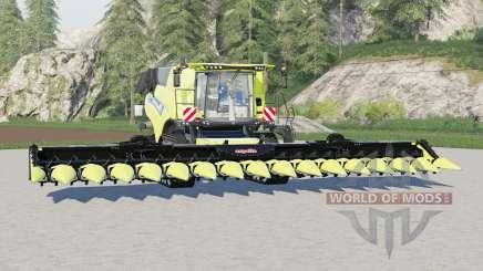 New Holland CR10.90 for sugar cane for Farming Simulator 2017