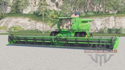 John Deere X9 1000〡US version for Farming Simulator 2017