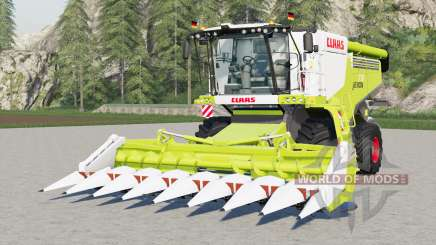 Claas Lexion 770〡working particle system for Farming Simulator 2017