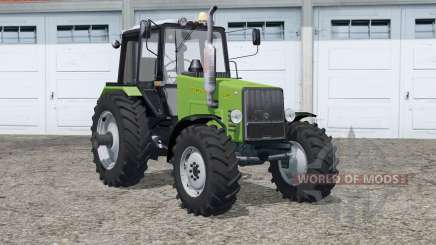 MTH 1221B Belarus〡section of color for Farming Simulator 2015