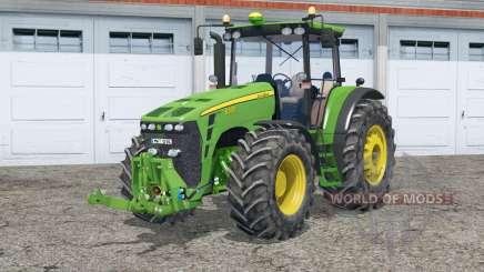 John Deere 8330〡extra weights for Farming Simulator 2015