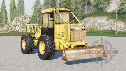 LKT 81 Turbo〡functional winch for Farming Simulator 2017