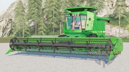 John Deere 9000〡10000000 capacity for Farming Simulator 2017