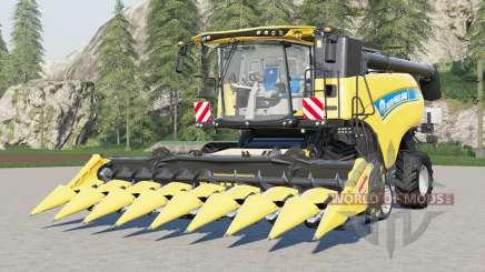 New Holland CR series for Farming Simulator 2017