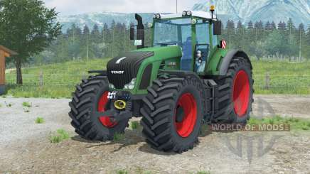 Fendt 933 Variø for Farming Simulator 2013