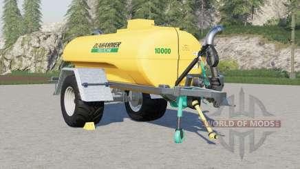 Zunhammer TS 10000 KE schleudertankwagen for Farming Simulator 2017