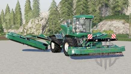 Krone BiG M 500〡brunswick green for Farming Simulator 2017