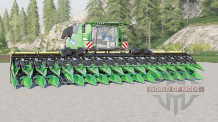 New Holland CR10.90 Revelation〡4000000 capacity for Farming Simulator 2017