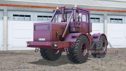 Kirovets K-700A〡sparable wheels for Farming Simulator 2015