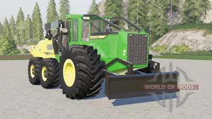 John Deere 968L-II for Farming Simulator 2017