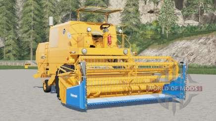 Bizon Super Z056〡animation of pulleys for Farming Simulator 2017
