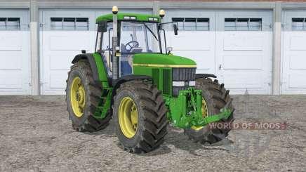 John Deere 7810〡opening mask flaps for Farming Simulator 2015