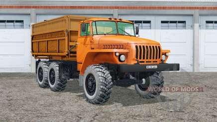 Ural 5557〡44202 for Farming Simulator 2015