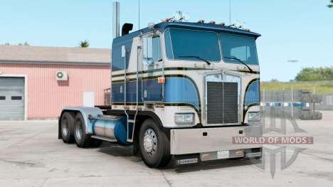 Kenworth K100E v1.3 for American Truck Simulator
