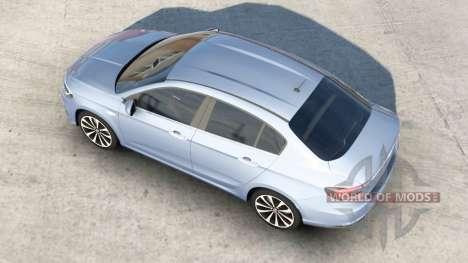 Fiat Egea (356) 2015 v1.3 for American Truck Simulator