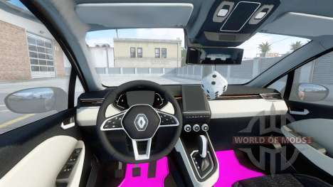 Renault Clio V 2019 for American Truck Simulator