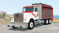 Gavril T-Series Fire Truck v1.2 for BeamNG Drive