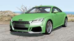 Audi TT RS coupe (8S) 2019 for BeamNG Drive