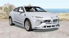 Lamborghini Urus 2018 for BeamNG Drive