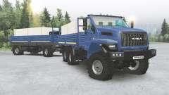 Ural Next (4320-6951-70) for Spin Tires