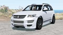 Volkswagen Touareg R50 (Typ 7L) 2007 v1.1 for BeamNG Drive