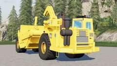 Caterpillar 631D〡wheel tractor-scraper for Farming Simulator 2017